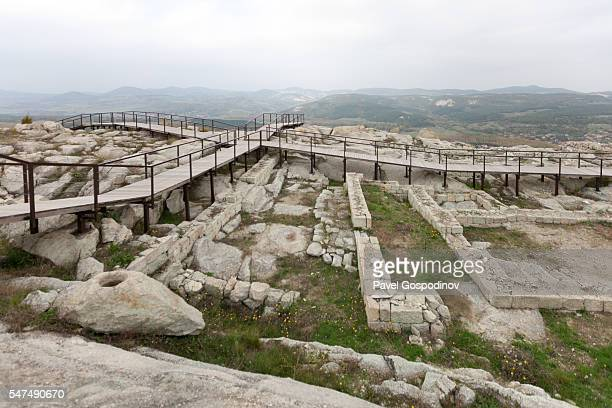Perperikon, the largest megalith ensemble in the Balkans