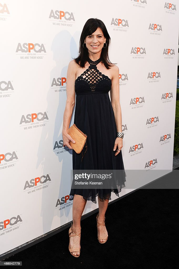 Perrey Reeves attends ASPCA Celebrates Its Multi-Million Dollar Commitment To Los Angeles' Animals on May 6, 2014 in Beverly Hills, California.