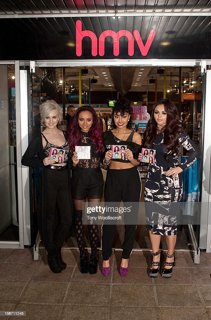 <a gi-track='captionPersonalityLinkClicked' href=/galleries/search?phrase=Perrie+Edwards&family=editorial&specificpeople=8378323 ng-click='$event.stopPropagation()'>Perrie Edwards</a>, <a gi-track='captionPersonalityLinkClicked' href=/galleries/search?phrase=Jade+Thirlwall&family=editorial&specificpeople=8378191 ng-click='$event.stopPropagation()'>Jade Thirlwall</a>, <a gi-track='captionPersonalityLinkClicked' href=/galleries/search?phrase=Leigh-Anne+Pinnock&family=editorial&specificpeople=8378207 ng-click='$event.stopPropagation()'>Leigh-Anne Pinnock</a> and <a gi-track='captionPersonalityLinkClicked' href=/galleries/search?phrase=Jesy+Nelson+-+Little+Mix&family=editorial&specificpeople=8378192 ng-click='$event.stopPropagation()'>Jesy Nelson</a> of Little Mix meet fans and sign copies of their album 'DNA' on November 19, 2012 in Birmingham, England.