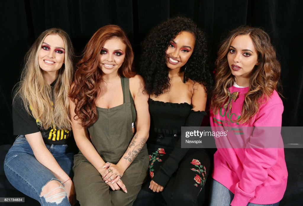 Little Mix Portrait Shoot