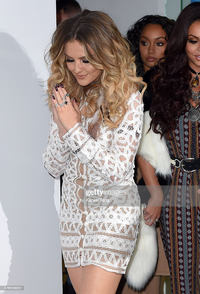 Perrie Edwards of Little Mix attends the Capital FM Summertime Ball at Wembley Stadium on June 6, 2015 in London, England.