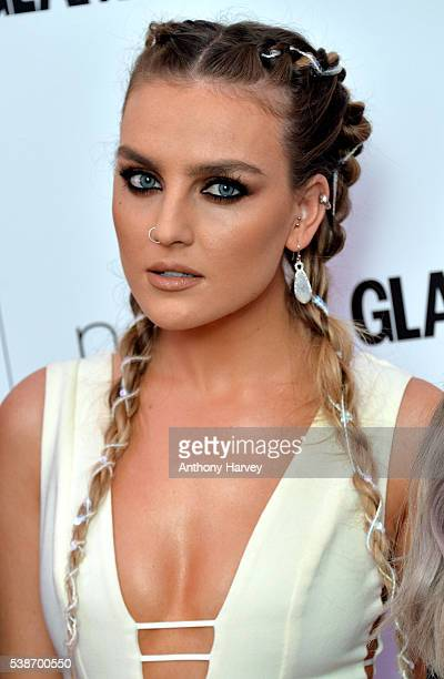 Perrie Edwards of Little Mix attends the Glamour Women Of The Year Awards at Berkeley Square Gardens on June 7 2016 in London England
