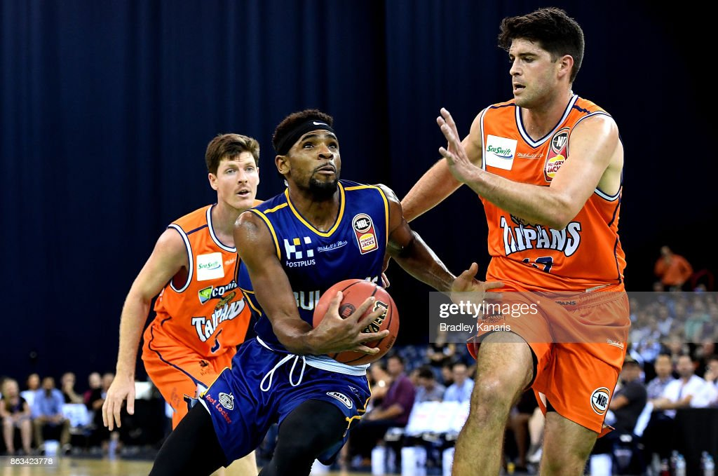 NBL Rd 3 - Brisbane v Cairns