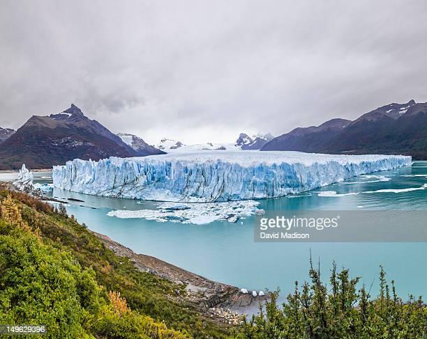 Perrito Moreno Glacier.