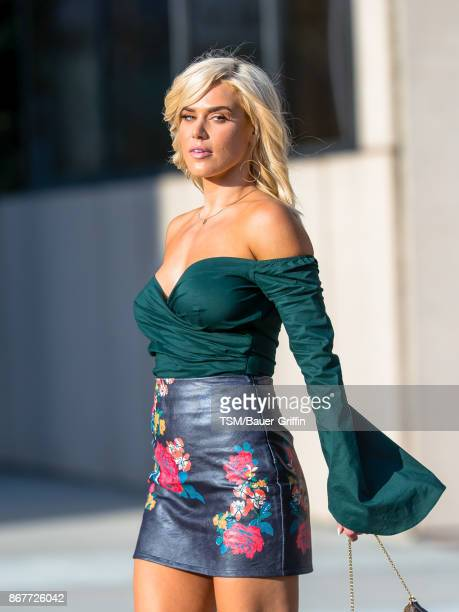 J Perry is seen on October 28 2017 in Los Angeles California