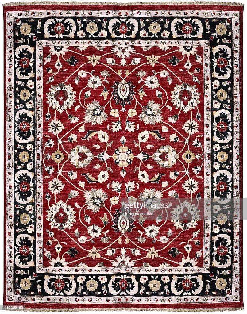 Persian Oriental Rug : Stock Photo