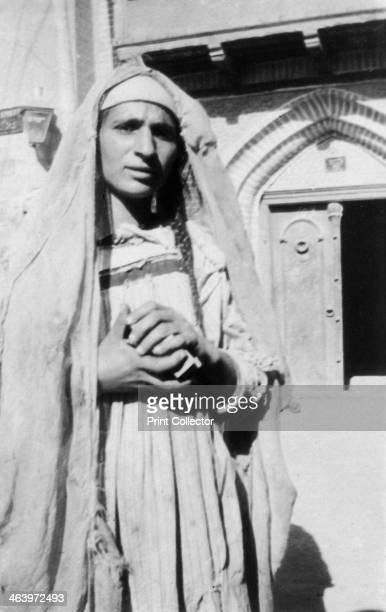 Persian woman 19171919