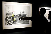 Banksi Exhibition Opens In Malaga