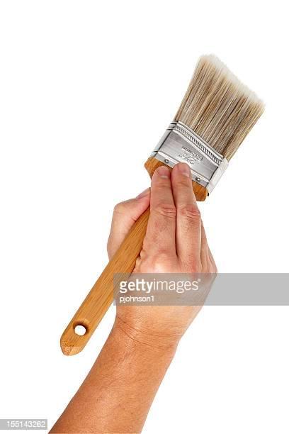 Brosse de peinture