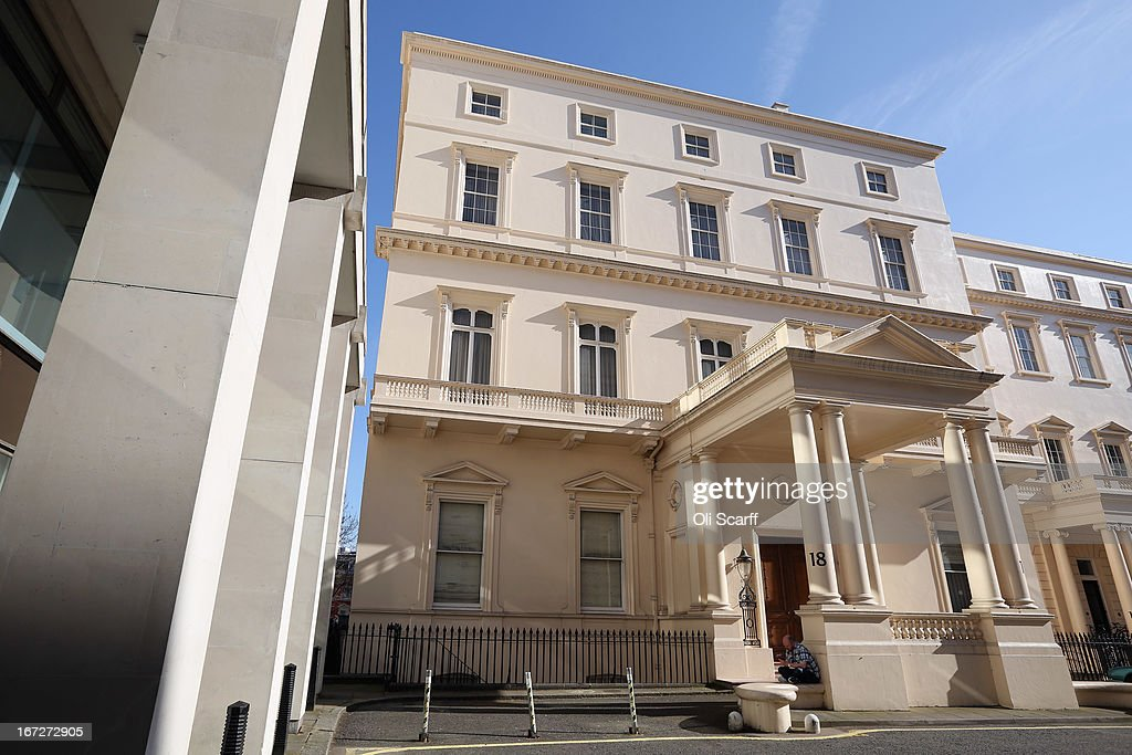 Most expensive property in the uk getty images for 18 carlton house terrace