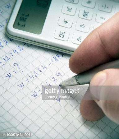 Is it possible for someone to be excellent in both writing and math?