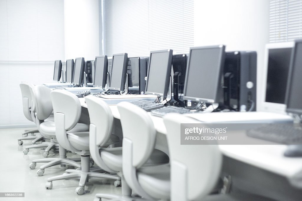 Personal computer : Stock Photo