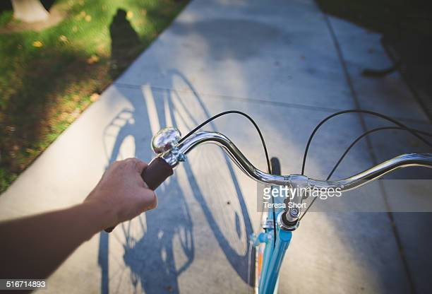 Personal Perspective of Bicycle Handlebars