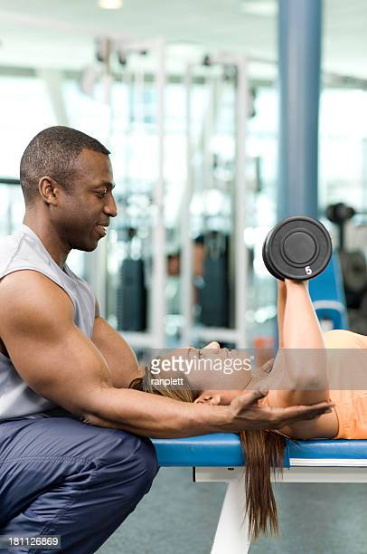 Personal Trainer and Weightlifter