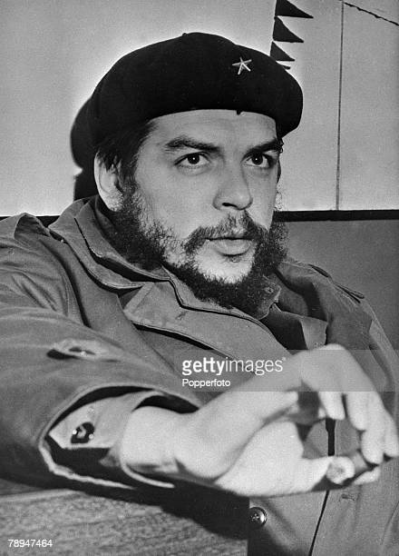 Personalities Circa 1960's Portrait of Che Guevara