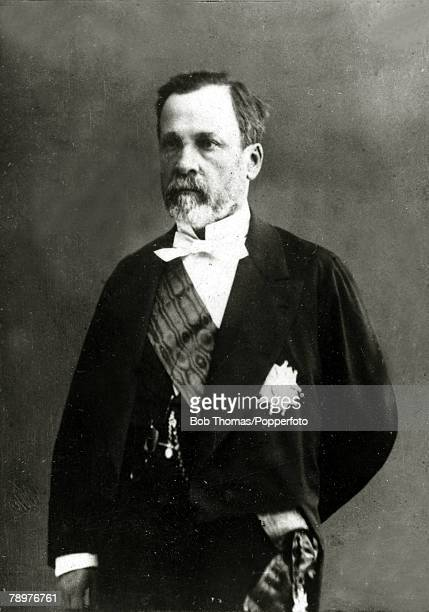 Personalities France Science/Medicine pic circa 1890 Louis Pasteur French chemist the father of modern bacteriology