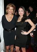 Personalities Hoda Kotb and Bethenny Frankel attends the premiere of 'Brooklyn's Finest' at AMC Loews Lincoln Square 13 theater on March 2 2010 in...