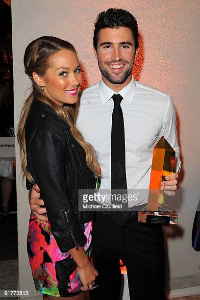 TV personalities Lauren Conrad and Brody Jenner attend Hollywood Life's 6th Annual Hollywood Style Awards after party held at the Armand Hammer...