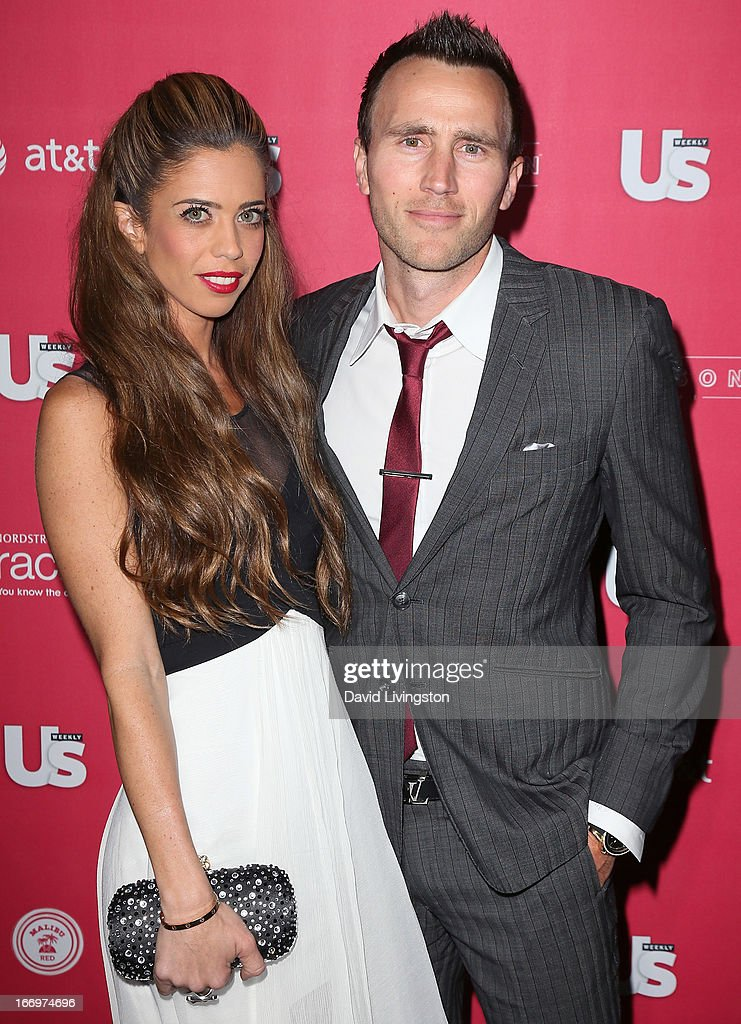 TV personalities Lydia McLaughlin (L) and Doug McLaughlin attend Us Weekly's Annual Hot Hollywood Style Issue event at the Emerson Theatre on April 18, 2013 in Hollywood, California.