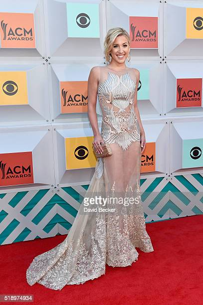 TV personalities Savannah Chrisley attends the 51st Academy of Country Music Awards at MGM Grand Garden Arena on April 3 2016 in Las Vegas Nevada