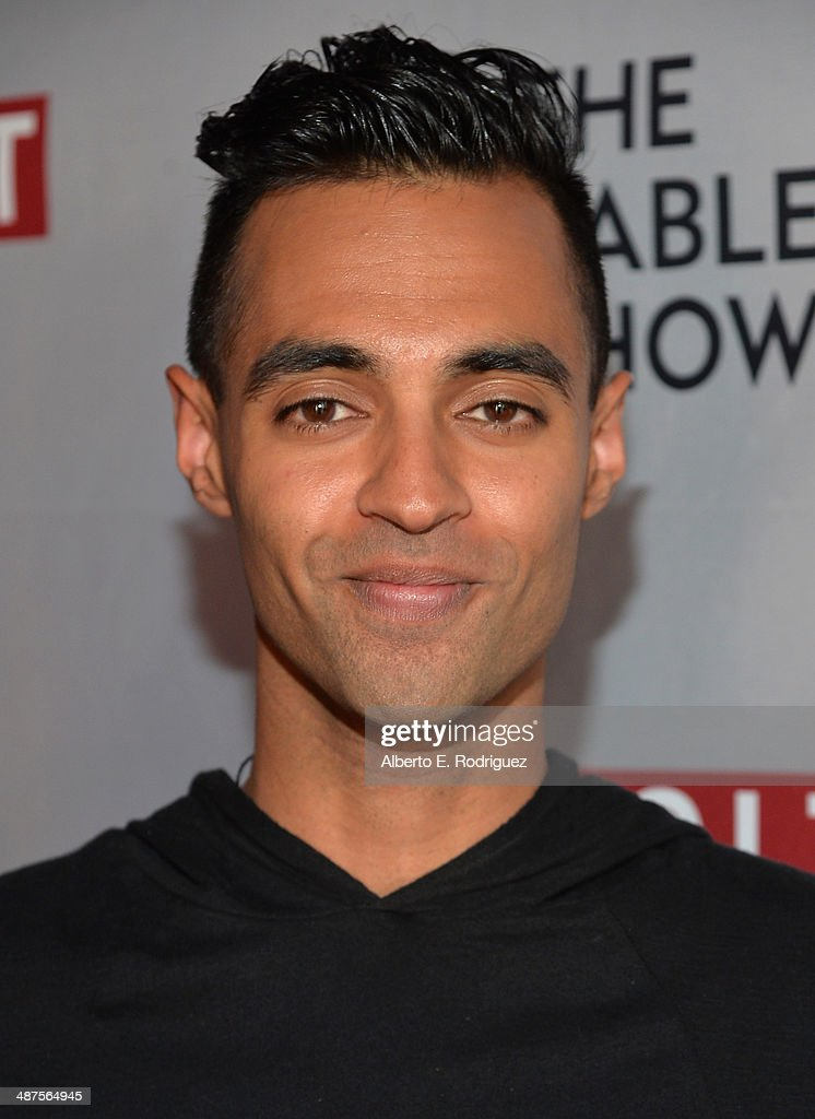 TV personalitiy Amrit Singh attends REVOLT and The National Cable and Telecommunications Association's Celebration of Cable at Belasco Theatre on April 30, 2014 in Los Angeles, California.