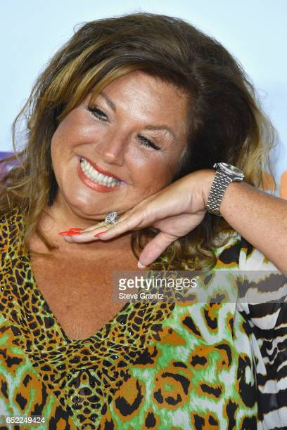 Personality Abby Lee Miller at Nickelodeon's 2017 Kids' Choice Awards at USC Galen Center on March 11 2017 in Los Angeles California