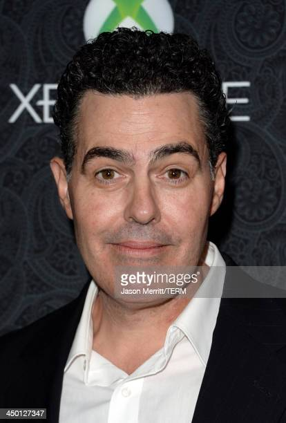 TV personality Adam Carolla attends Variety's 4th Annual Power of Comedy presented by Xbox One benefiting the Noreen Fraser Foundation at Avalon on...