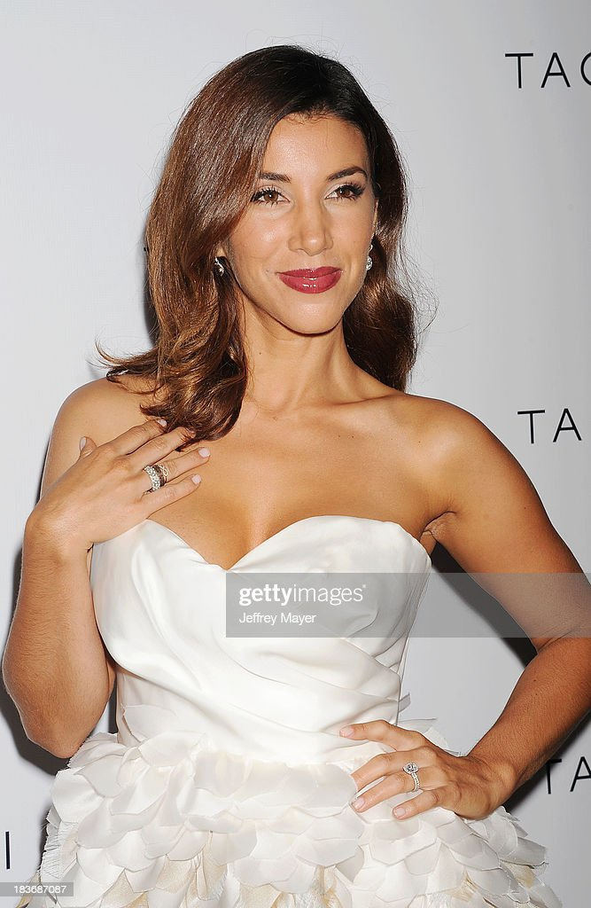 TV personality <a gi-track='captionPersonalityLinkClicked' href=/galleries/search?phrase=Adrianna+Costa&family=editorial&specificpeople=2556170 ng-click='$event.stopPropagation()'>Adrianna Costa</a> attends the Tacori's Annual Club Tacori 2013 Event at Greystone Manor Supperclub on October 8, 2013 in West Hollywood,