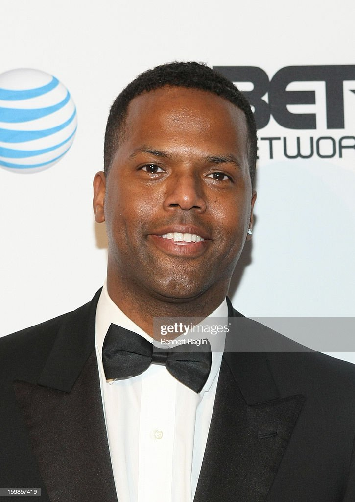 TV personality AJ Calloway attends the Inaugural Ball hosted by BET Networks at Smithsonian American Art Museum & National Portrait Gallery on January 21, 2013 in Washington, DC.