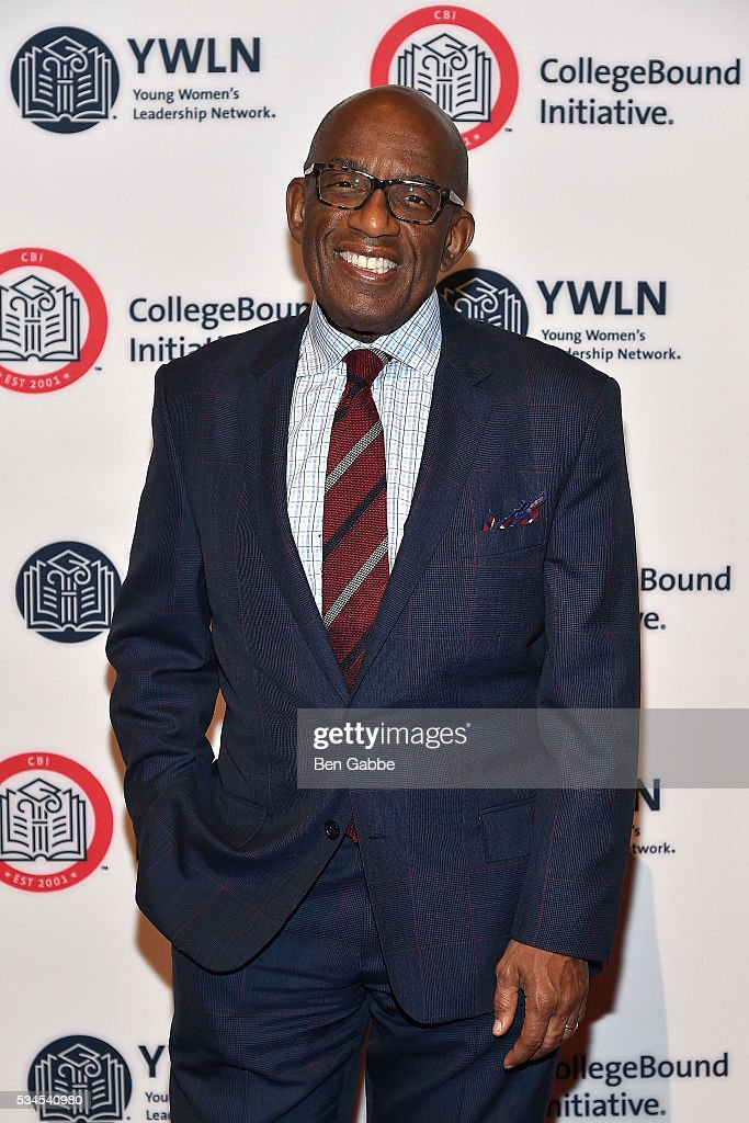 TV personality <a gi-track='captionPersonalityLinkClicked' href=/galleries/search?phrase=Al+Roker&family=editorial&specificpeople=206153 ng-click='$event.stopPropagation()'>Al Roker</a> attends the 2016 CollegeBound Initiative Celebration at Jazz at Lincoln Center on May 26, 2016 in New York City.