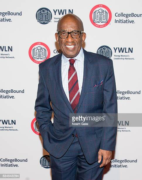 TV personality Al Roker attends the 2016 CollegeBound Initiative celebration at Jazz at Lincoln Center on May 26 2016 in New York City