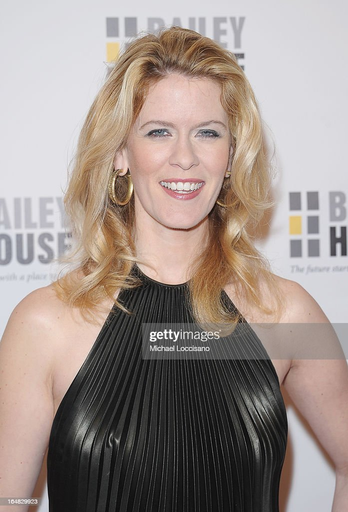 TV Personality Alex McCord attends the Bailey House 30th Anniversary Gala at Pier 60 on March 28, 2013 in New York City.