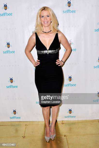 TV personality Alex McCord attends The Selfbee New App Launch Event on May 28 2014 in New York City