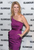 TV personality Alex McCord attends the The 2009 Women of the Year hosted by Glamour Magazine at Carnegie Hall on November 9 2009 in New York City