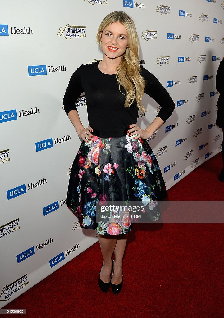 TV Personality <a gi-track='captionPersonalityLinkClicked' href=/galleries/search?phrase=Ali+Fedotowsky&family=editorial&specificpeople=6799459 ng-click='$event.stopPropagation()'>Ali Fedotowsky</a> attends the UCLA Head and Neck Surgery Luminary Awards at the Beverly Wilshire Four Seasons Hotel on January 22, 2014 in Beverly Hills, California.