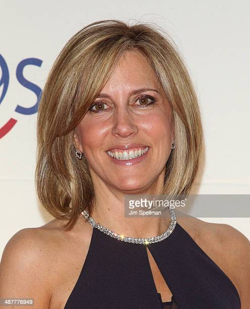 Personality Alisyn Camerota attends the Operation Smile's Smile Event at Cipriani Wall Street on May 1 2014 in New York City