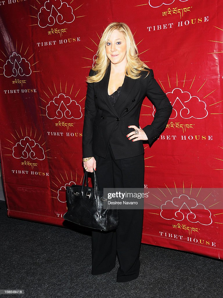 TV Personality Amy Poliakoff attends the 10th annual Tibet House Benefit Auction at Christie's Auction House on December 18, 2012 in New York City.
