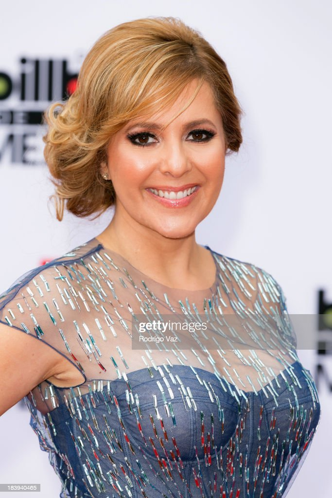 TV personality Ana Maria Canseco attends the 2013 Billboard Mexican Music Awards arrivals at Dolby Theatre on October 9, 2013 in Hollywood, California.