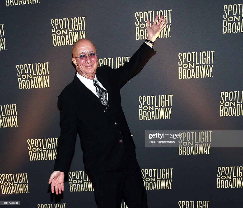 TV personality and musician Paul Schaefer attends The NYTVF with the New York City Mayor's Office of Media and Entertainment toasts the launch of...