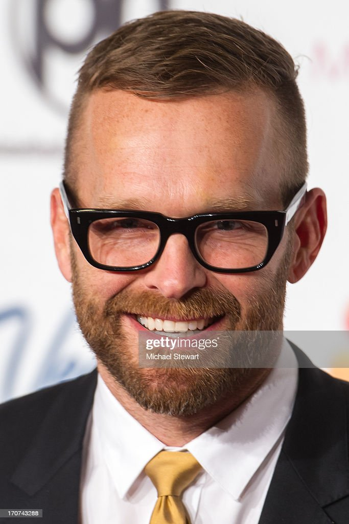 TV personality and pageant judge Bob Harper arrives at the 2013 Miss USA pageant at Planet Hollywood Resort & Casino on June 16, 2013 in Las Vegas, Nevada.