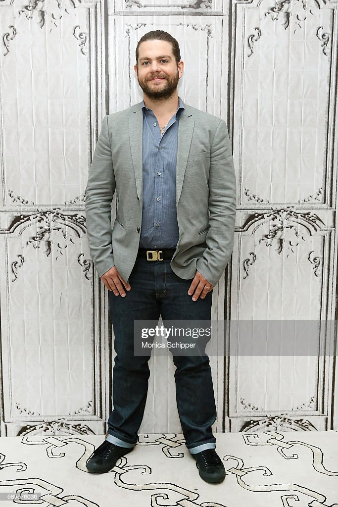 TV personality and producer Jack Osbourne attends AOL Build Speaker Series - Jack Osbourne, 'Ozzy & Jack's World Detour' at AOL HQ on August 3, 2016 in New York City.