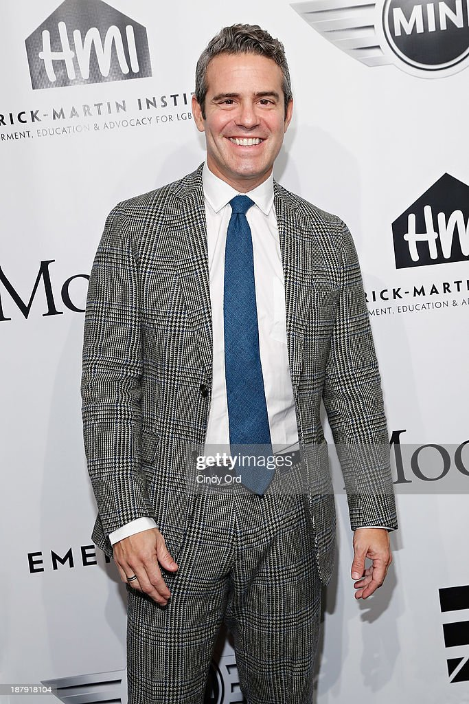 TV personality Andy Cohen attends the 2013 Emery Awards at Cipriani Wall Street on November 13, 2013 in New York City.