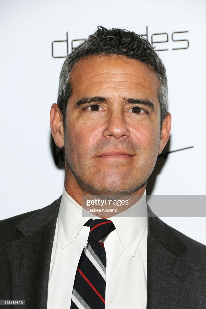 TV Personality Andy Cohen attends the 'Dukes Of Melrose' Premiere at 583 Park Avenue on March 5, 2013 in New York City.