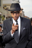 TV personality Arsenio Hall attends the 45th NAACP Image Awards presented by TV One at Pasadena Civic Auditorium on February 22 2014 in Pasadena...