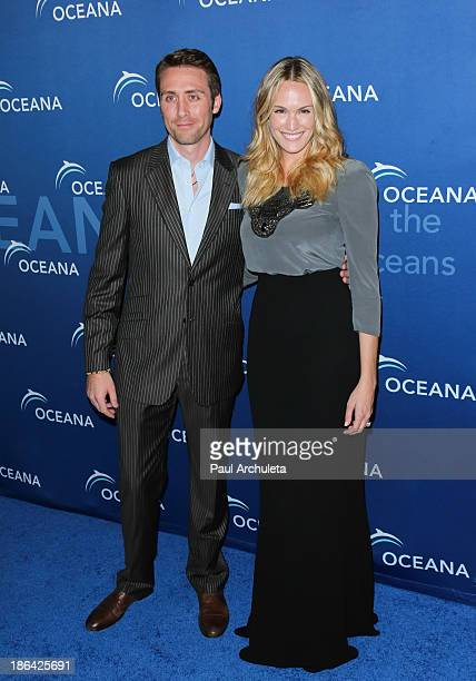 Personality Ashlan Gorse attends the Oceana Partners Award Gala at the Regent Beverly Wilshire Hotel on October 30 2013 in Beverly Hills California