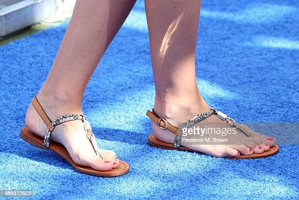 TV personality Audrina Patridge attends 1027 KIIS FM's 2014 Wango Tango at StubHub Center on May 10 2014 in Los Angeles California