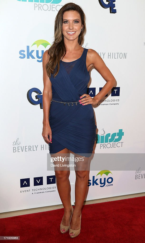 TV personality <a gi-track='captionPersonalityLinkClicked' href=/galleries/search?phrase=Audrina+Patridge&family=editorial&specificpeople=2584350 ng-click='$event.stopPropagation()'>Audrina Patridge</a> attends the 4th Annual Thirst Gala at The Beverly Hilton Hotel on June 25, 2013 in Beverly Hills, California.