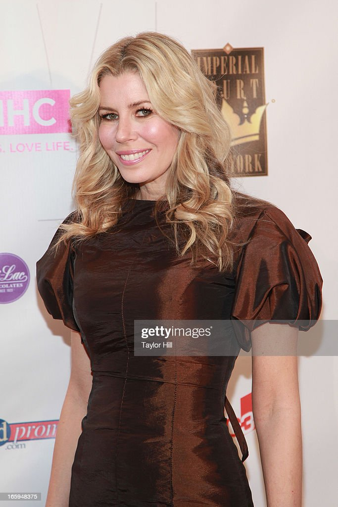 TV personality Aviva Drescher attends the 27th Annual Night Of A Thousand Gowns at the Hilton New York on April 6, 2013 in New York City.