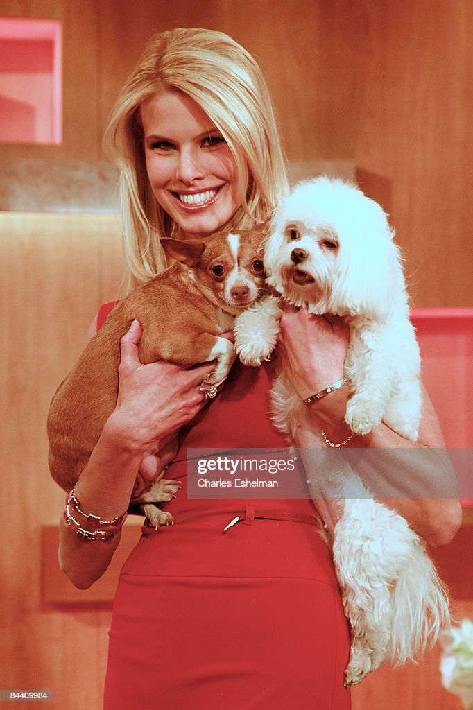 TV personality Beth Stern visits 'The Morning Show with Mike and Juliet' at FOX studios on January 22, 2009 in New York City.