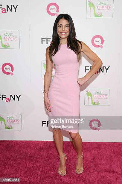 TV personality Bethenny Frankel attends QVC presents 'FFANY Shoes on Sale' at Waldorf Astoria Hotel on October 8 2014 in New York City